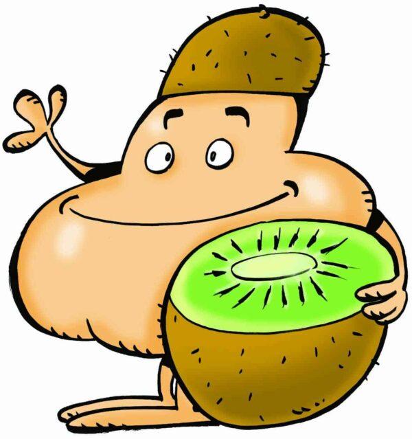 Popcorn kiwi