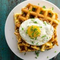 savory waffle pop4you
